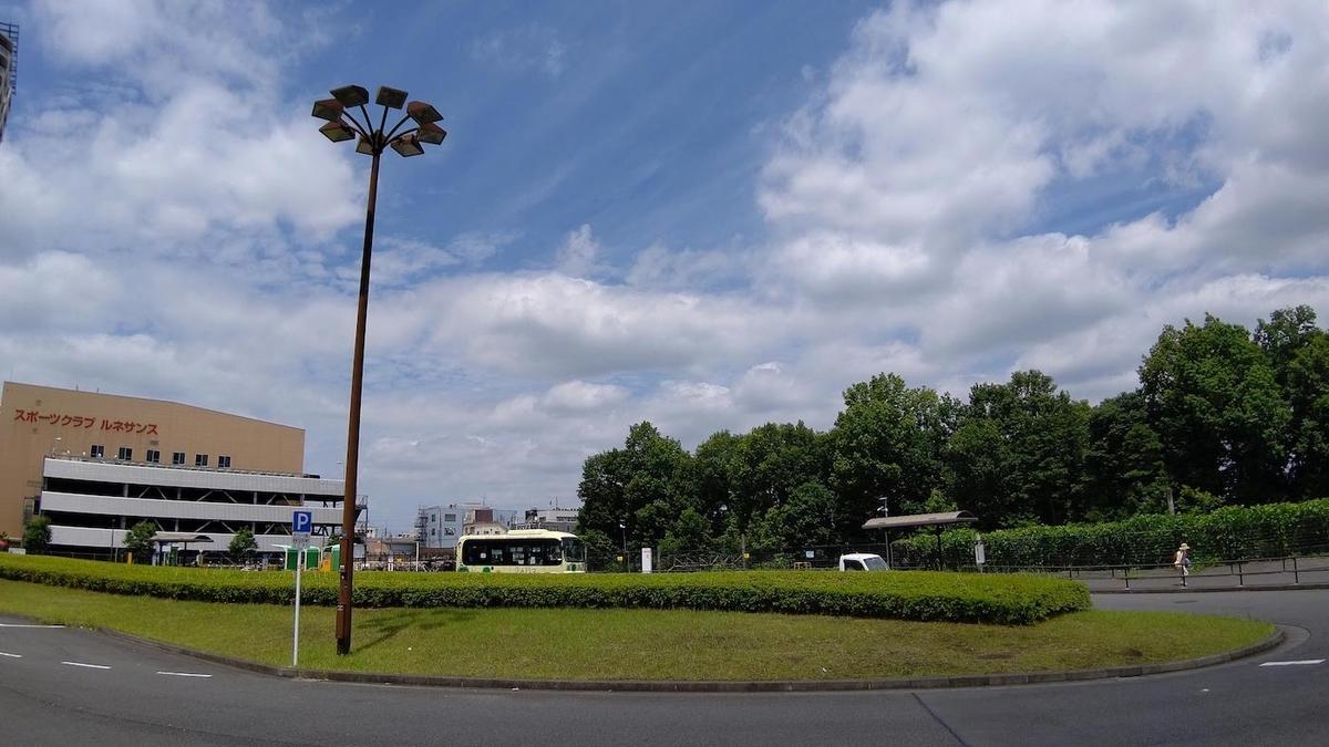 自転車 旅 東京五輪 聖火リレー 5日目 西国分寺