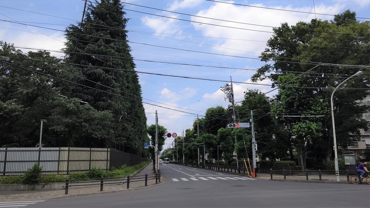 自転車 旅 東京五輪 聖火リレー 5日目 小平 あかしあ通り