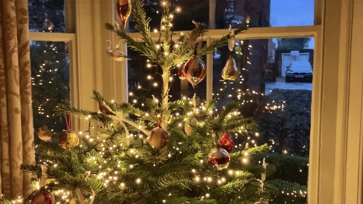 イギリスクリスマス