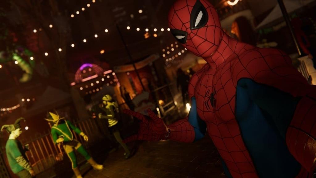 【PS4スパイダーマン】クリア後の評価と感想!熱く語りますのアイキャッチ画像