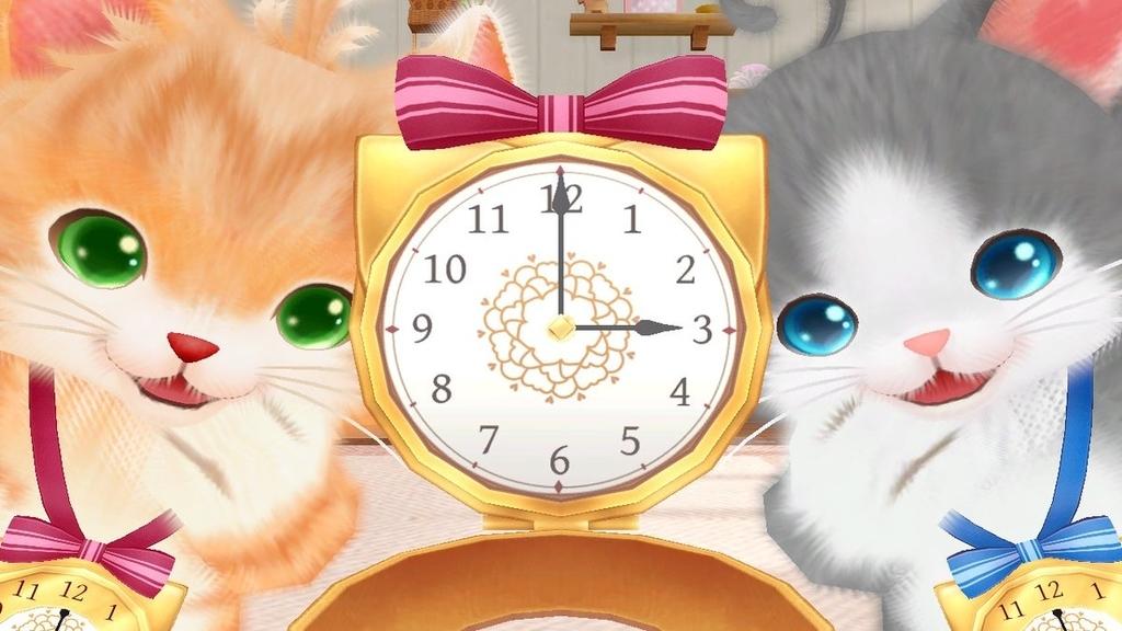 【ネコ・トモ】2匹の猫があなたを大好きになってくれる癒しゲーのアイキャッチ画像