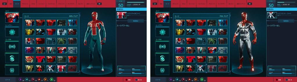 PS4スパイダーマン『黒猫の獲物』で追加された新スーツ画像