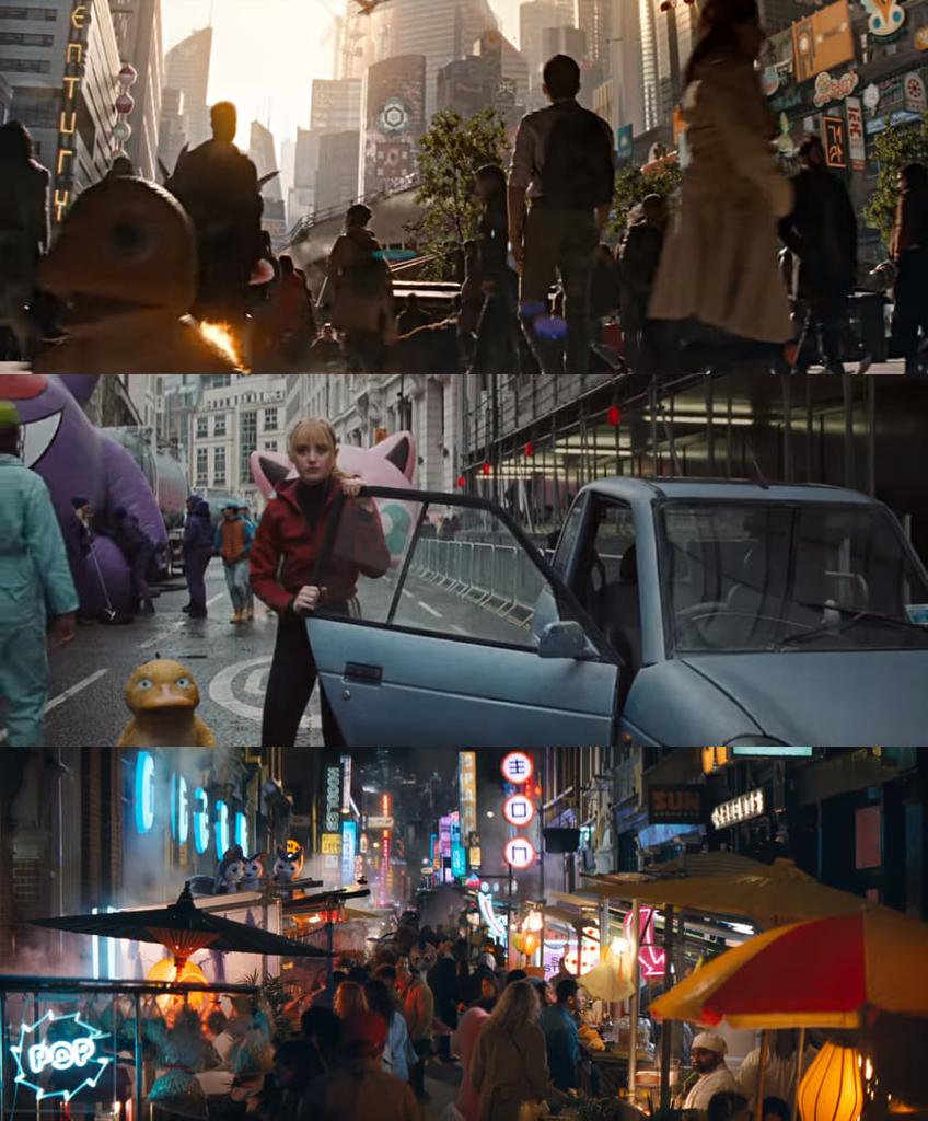 ポケモンハリウッド実写映画化の最新画像その2