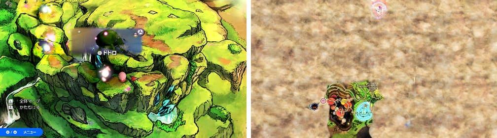 スマブラSPアドベンチャーモードのマップ画像