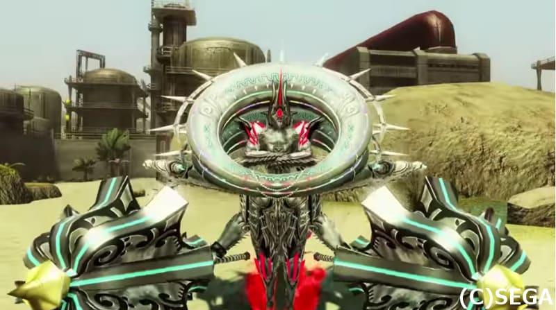 PSO2ウルトラハードに登場予定の超化エネミーその2