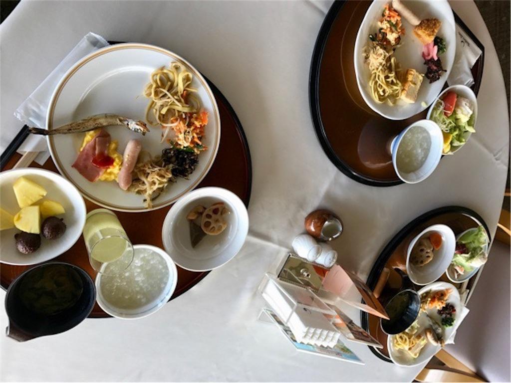 サザンリンクスホテル 朝食