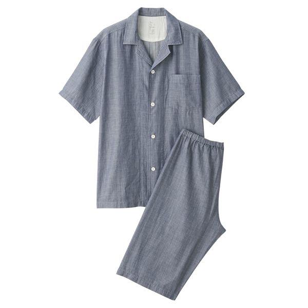 無印良品 パジャマ 二重ガーゼ