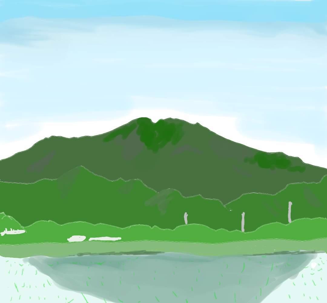 阿多々羅山