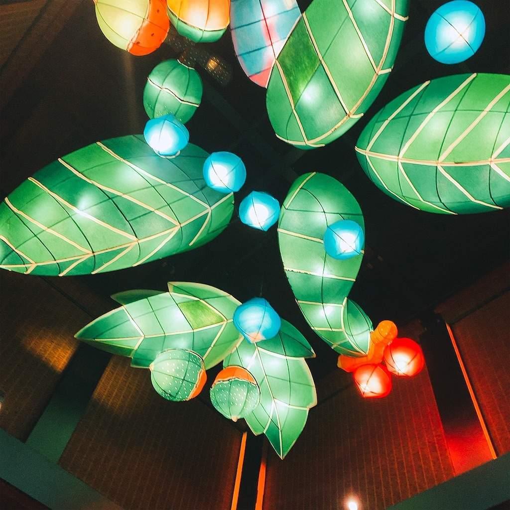 博多廊 天井