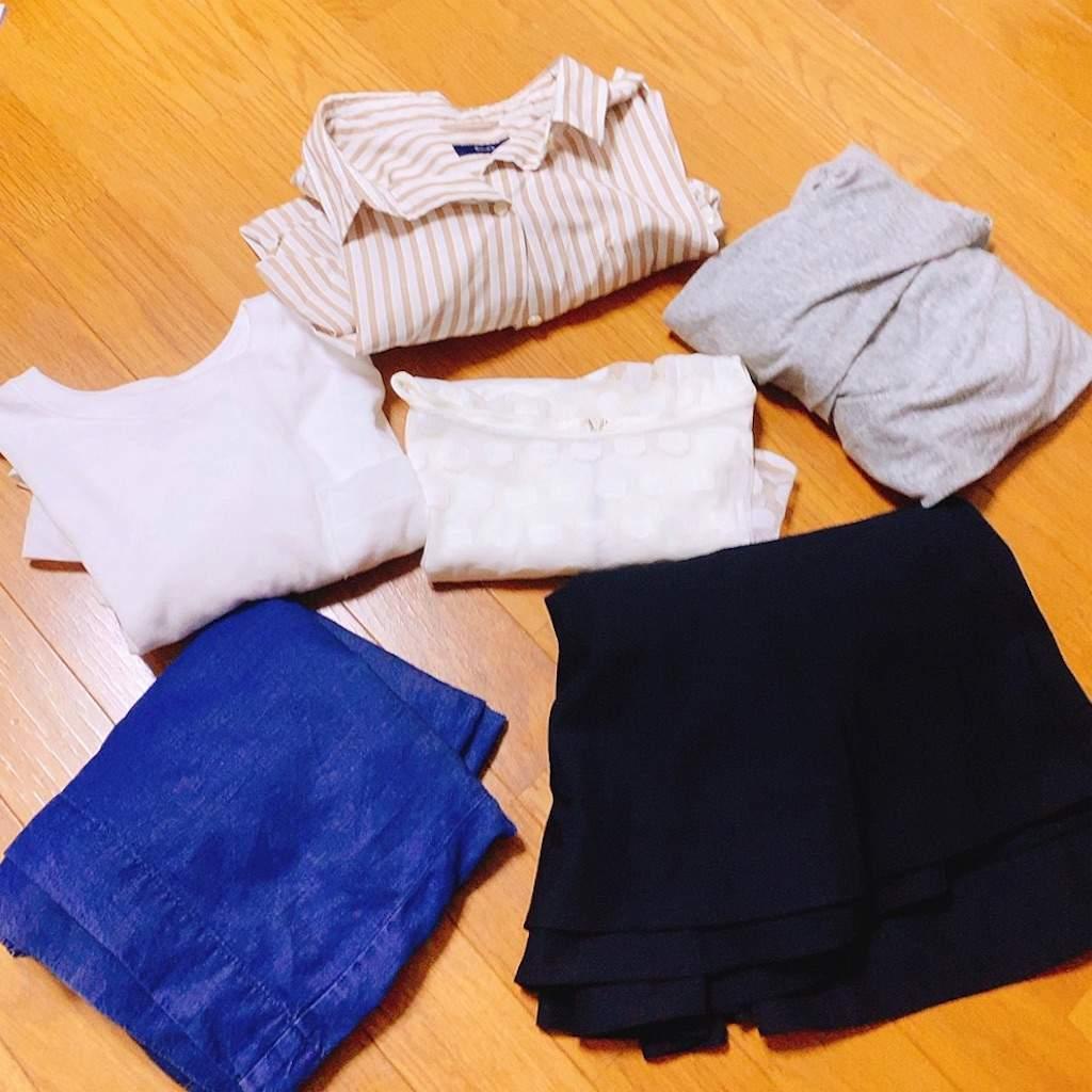 沖縄旅行 ファッション 持ち物