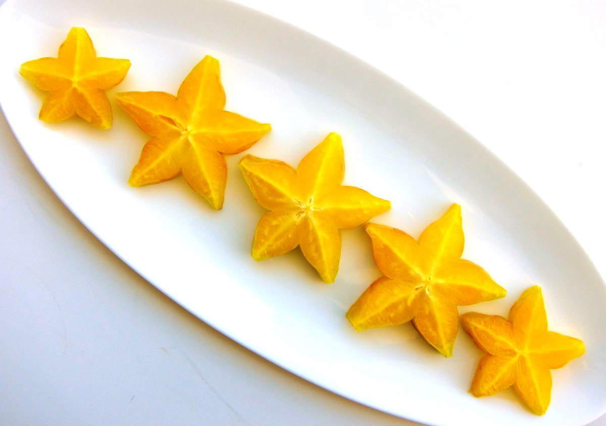 沖縄 果物 スターフルーツ