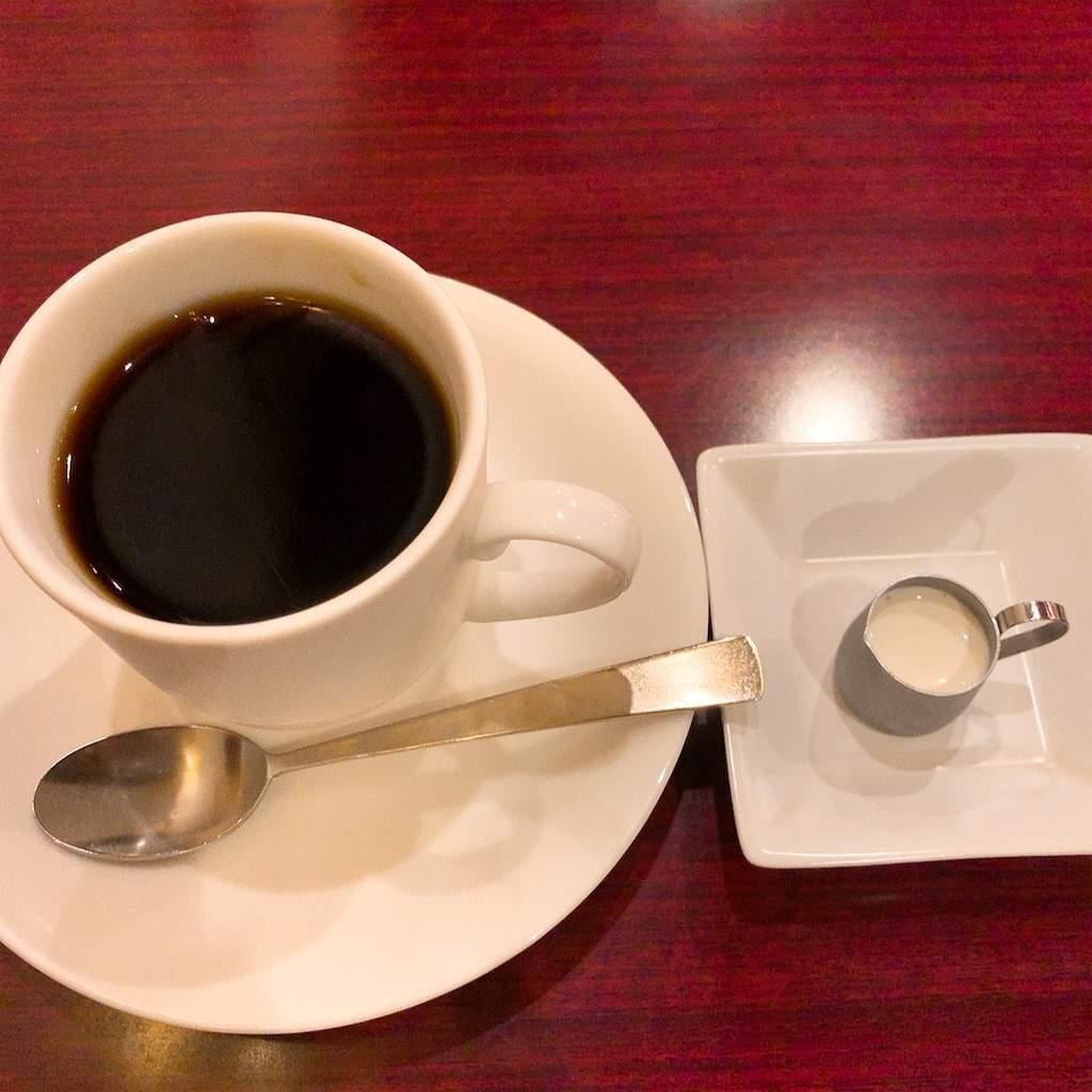 黒猫屋珈琲店 コーヒーゼリー