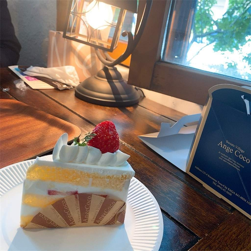 アンジェココ 鳥栖 ケーキ