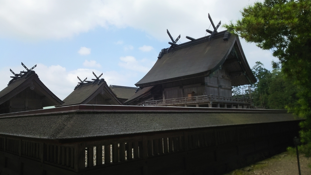 現在の本殿