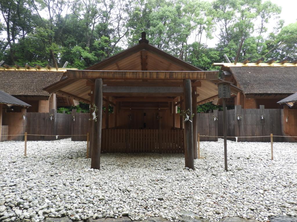 伊佐奈岐宮の社殿