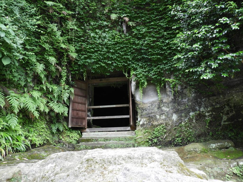 十六井戸の外観