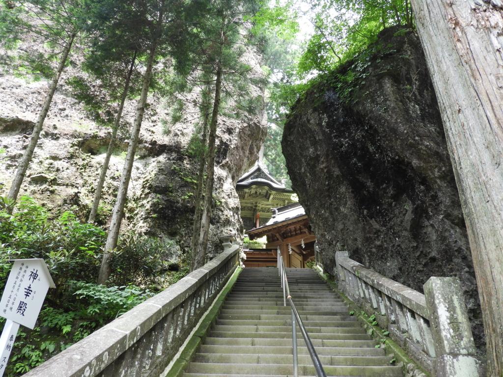 榛名神社の神門