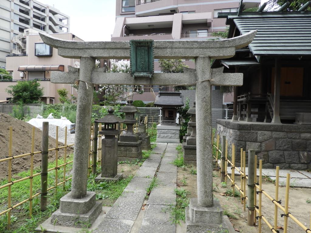浮洲稲荷神社