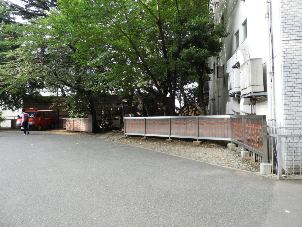 芸能浅間神社の社殿