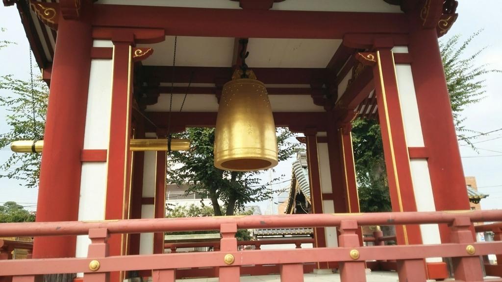 金銅大梵鐘