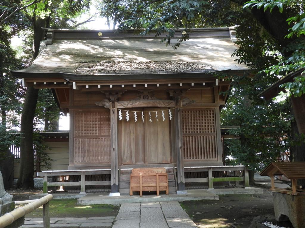 住吉神社・大鷲神社