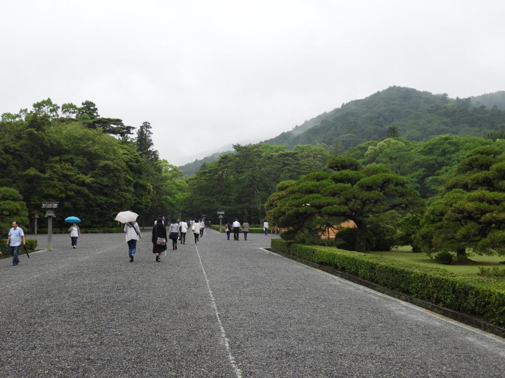 内宮の神苑