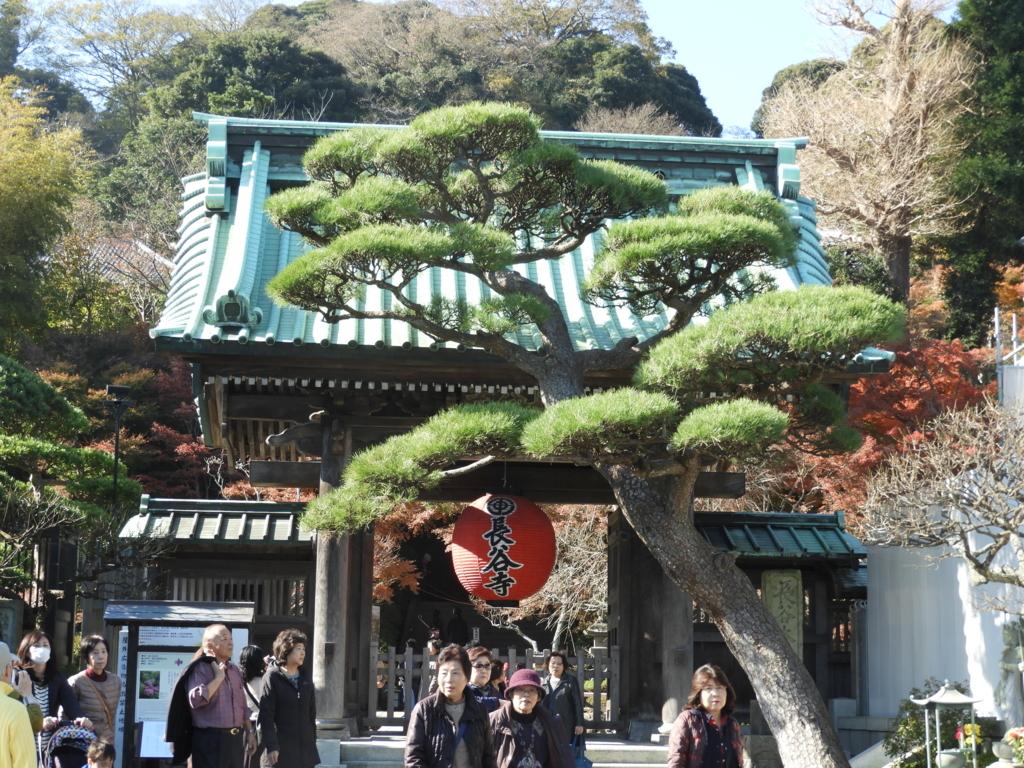 長谷寺の山門