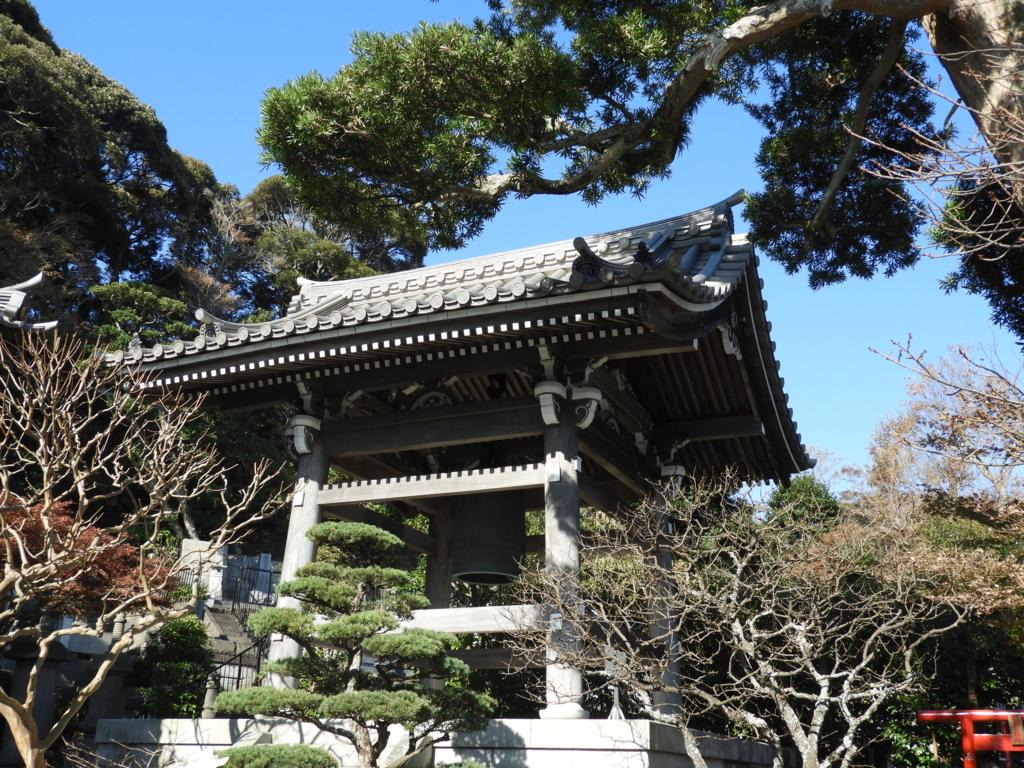長谷寺の鐘楼