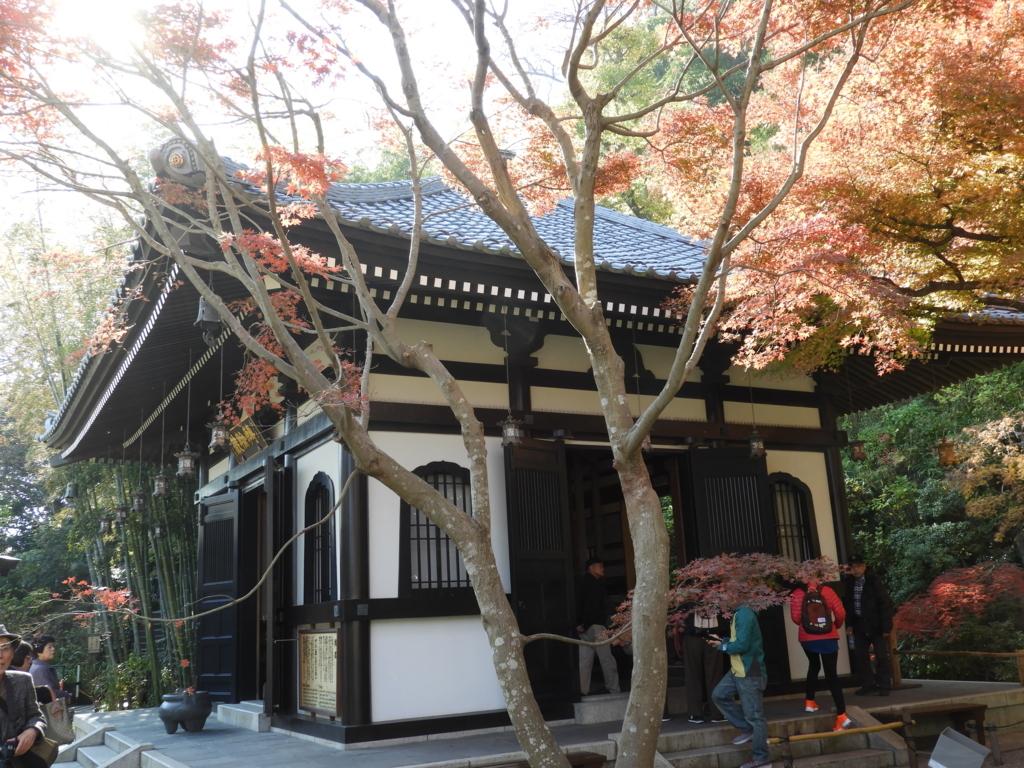 長谷寺の経蔵