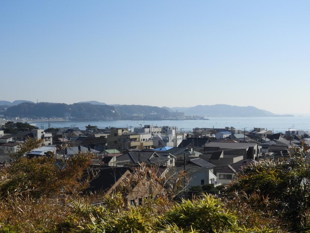 長谷寺の見晴台からの眺望