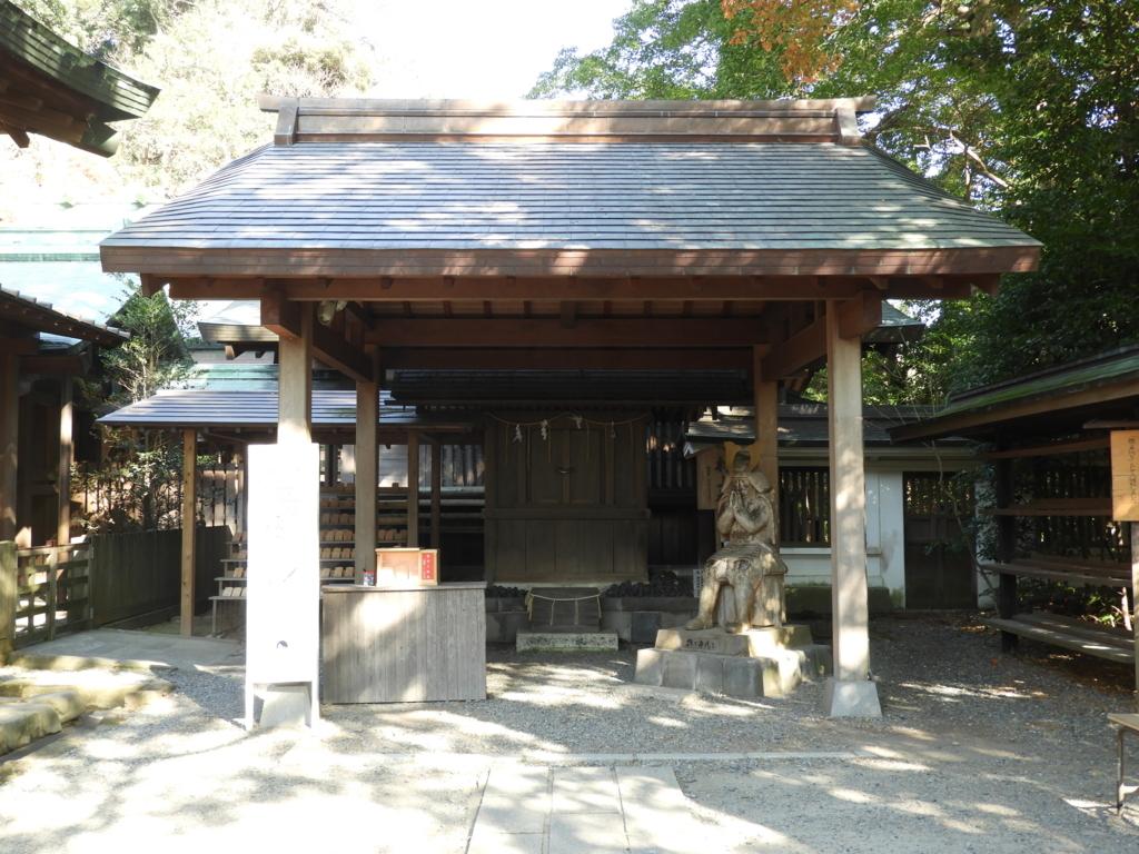 村上社の社殿