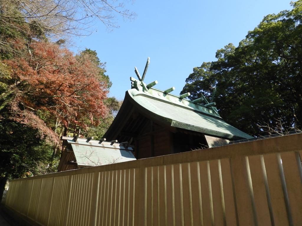 鎌倉宮の南方社