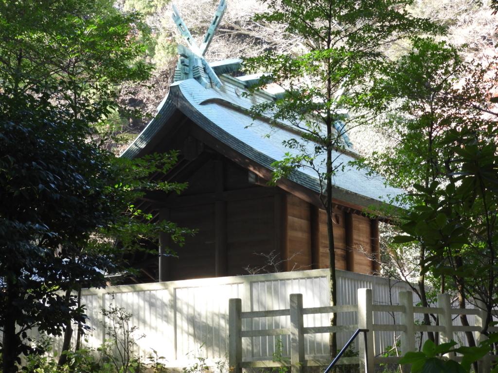 鎌倉宮の本殿