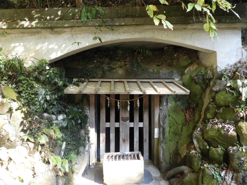 鎌倉宮の土牢
