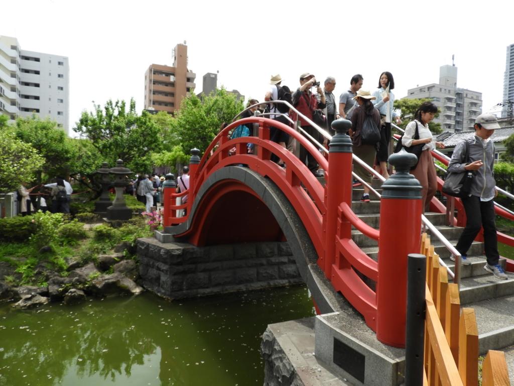 亀戸天神社の女坂