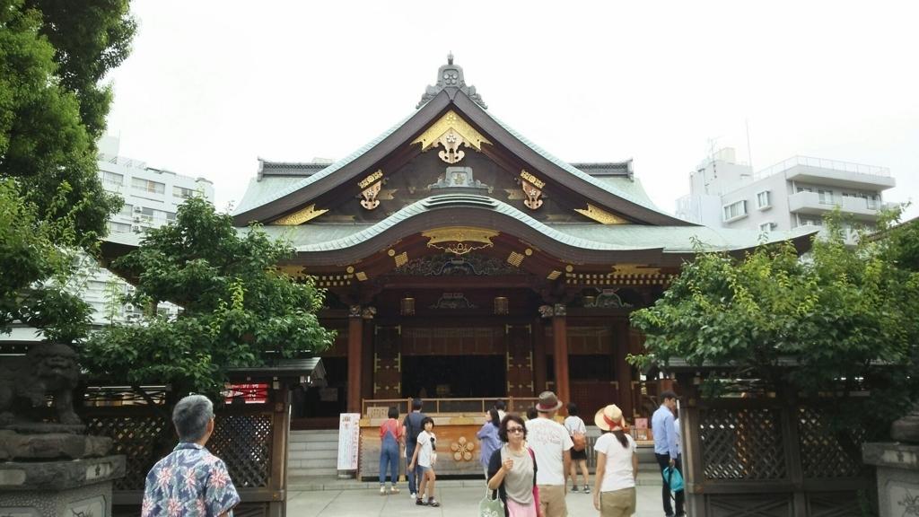 特に木造建築が許可された湯島天満宮の社殿