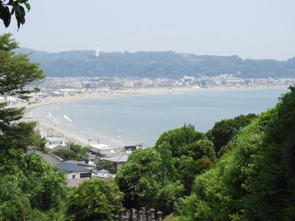 鎌倉を代表する絶景スポット