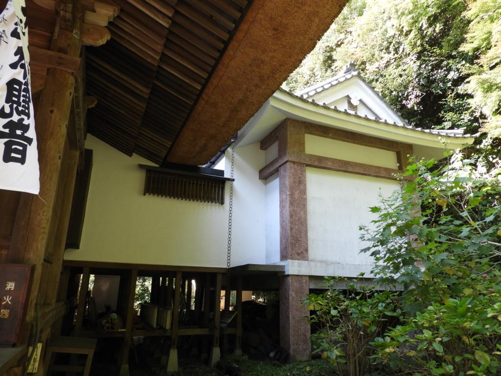 杉本寺の大悲殿