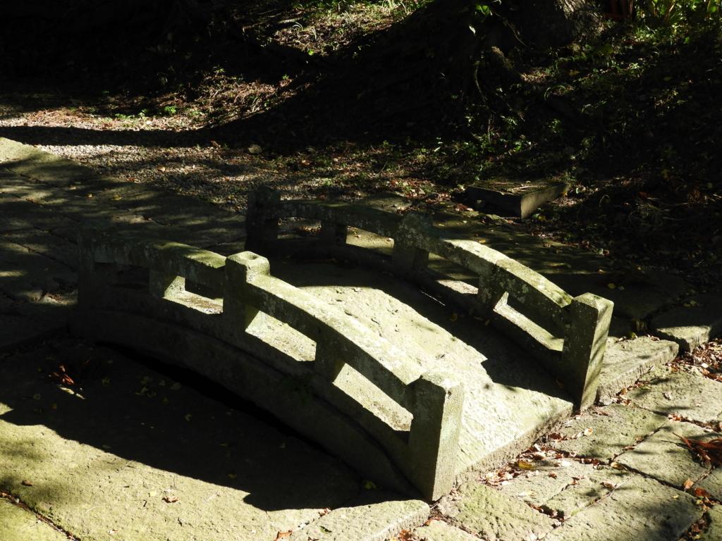 山家神社のたいこ橋