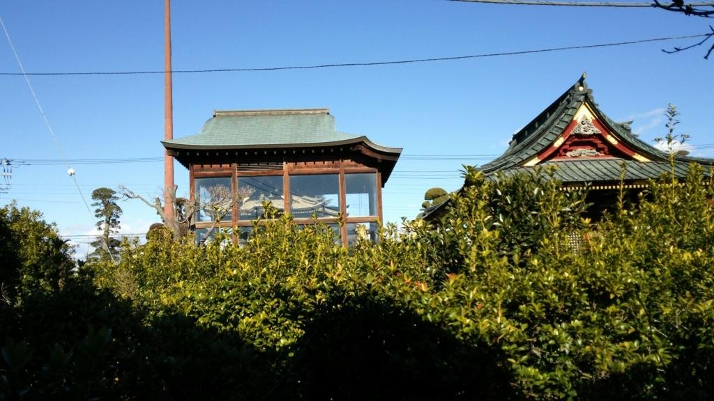 佐野東照宮の本殿