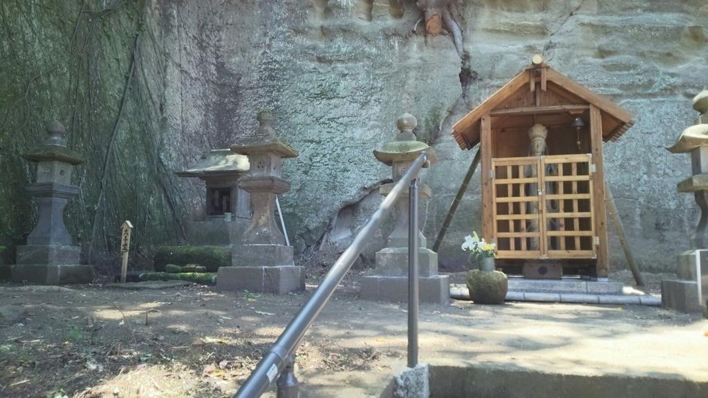 太子堂と聖観自在菩薩