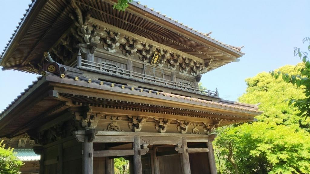 文化財保護の観点からも貴重な寺院である英勝寺