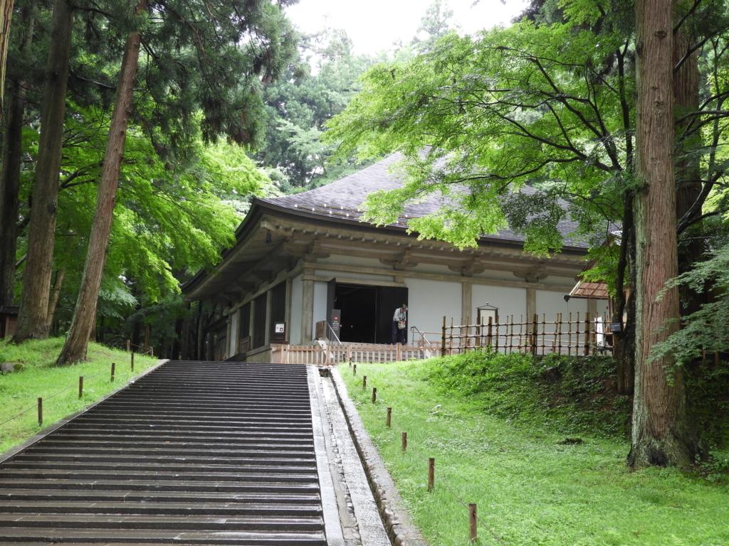 解体修理により創建時の姿を取り戻した中尊寺の金色堂