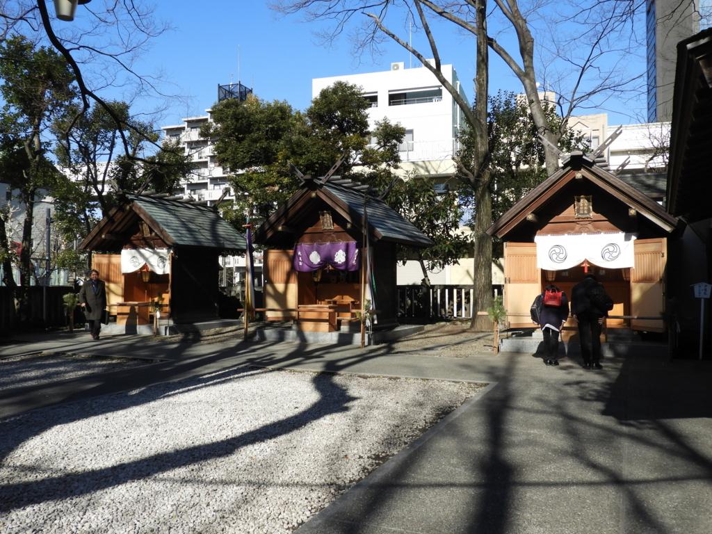大鳥神社・鹿嶋神社