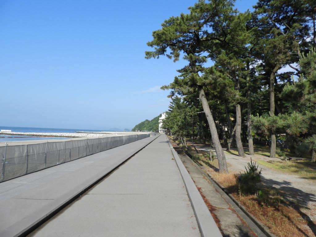 伊勢志摩国立公園に属する二見浦