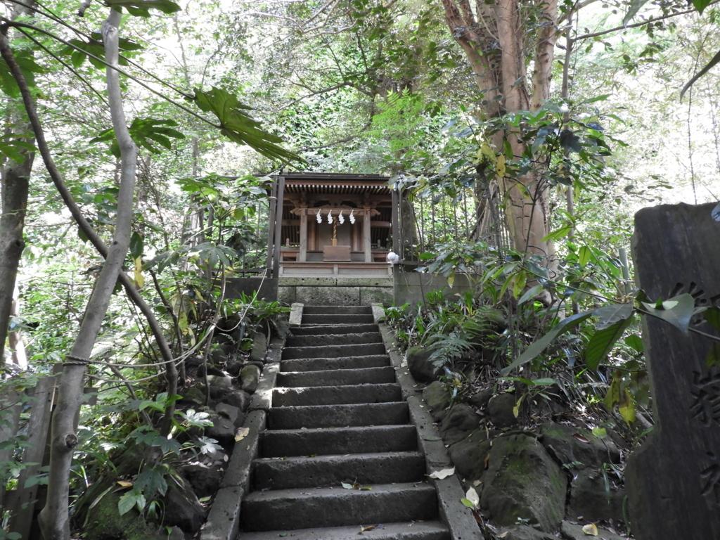 三峯神社と御嶽神社