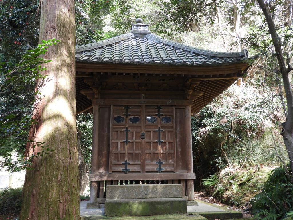 神武寺の地蔵堂