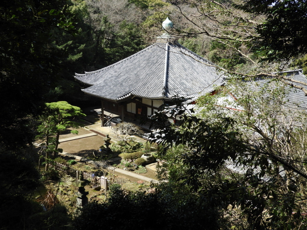 神武寺の客殿
