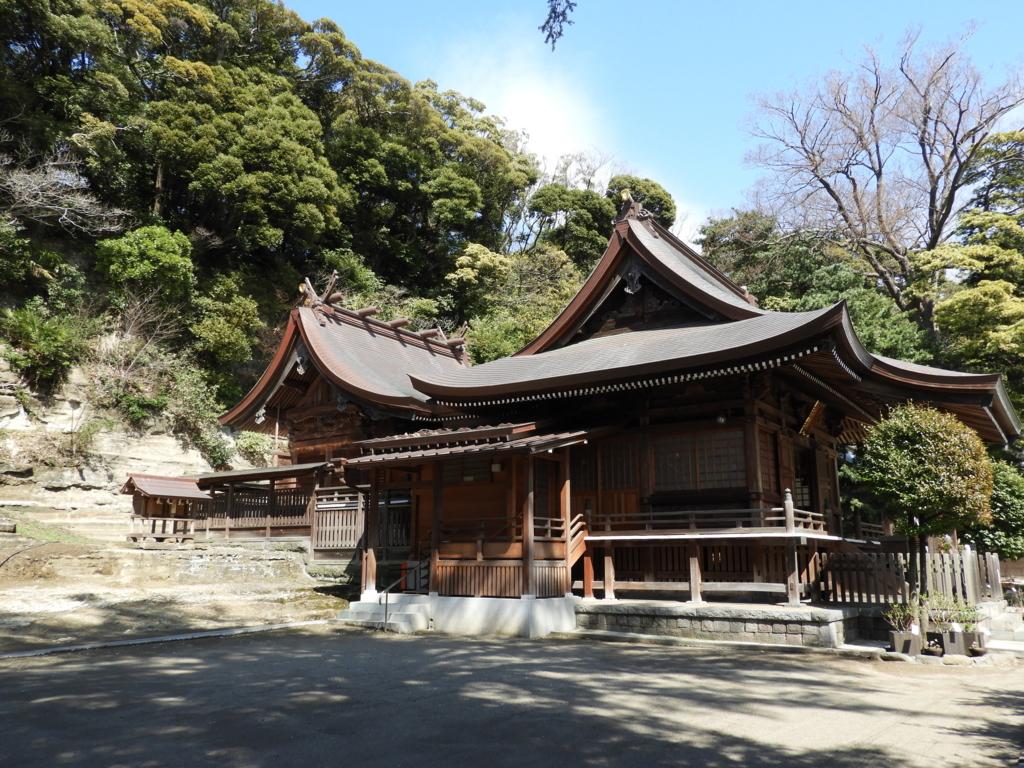 瀬戸神社の社殿