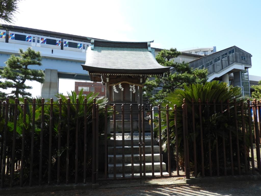 琵琶嶋神社
